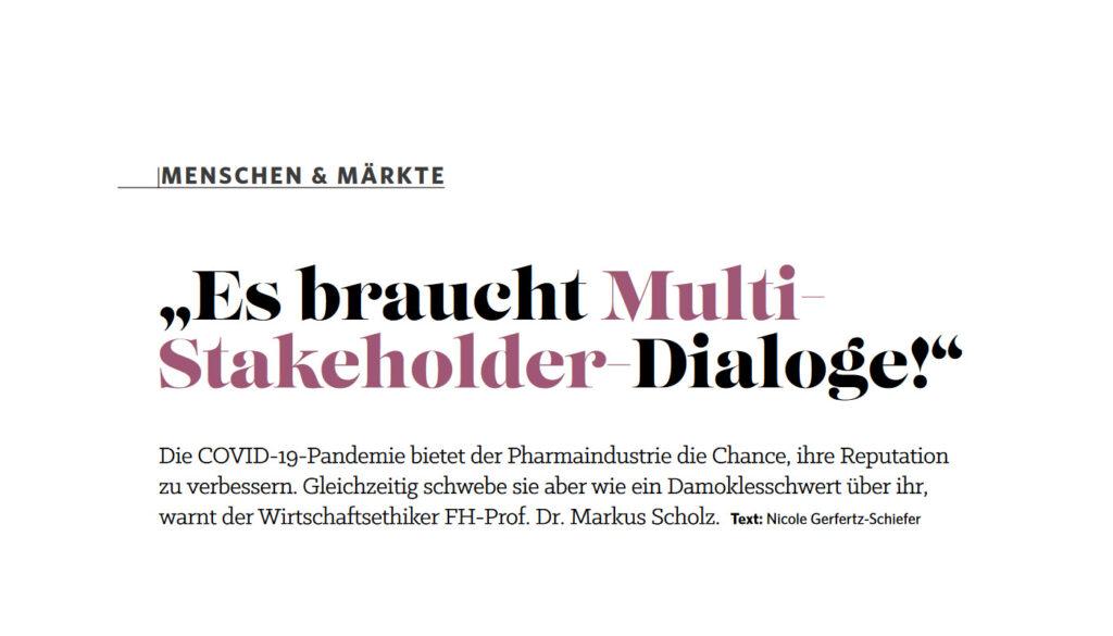 © Pharmig | Verband der pharmazeutischen Industrie Österreichs